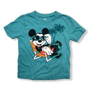 Old Navy Collectibilitees Mickey Mouse Toddler Boy